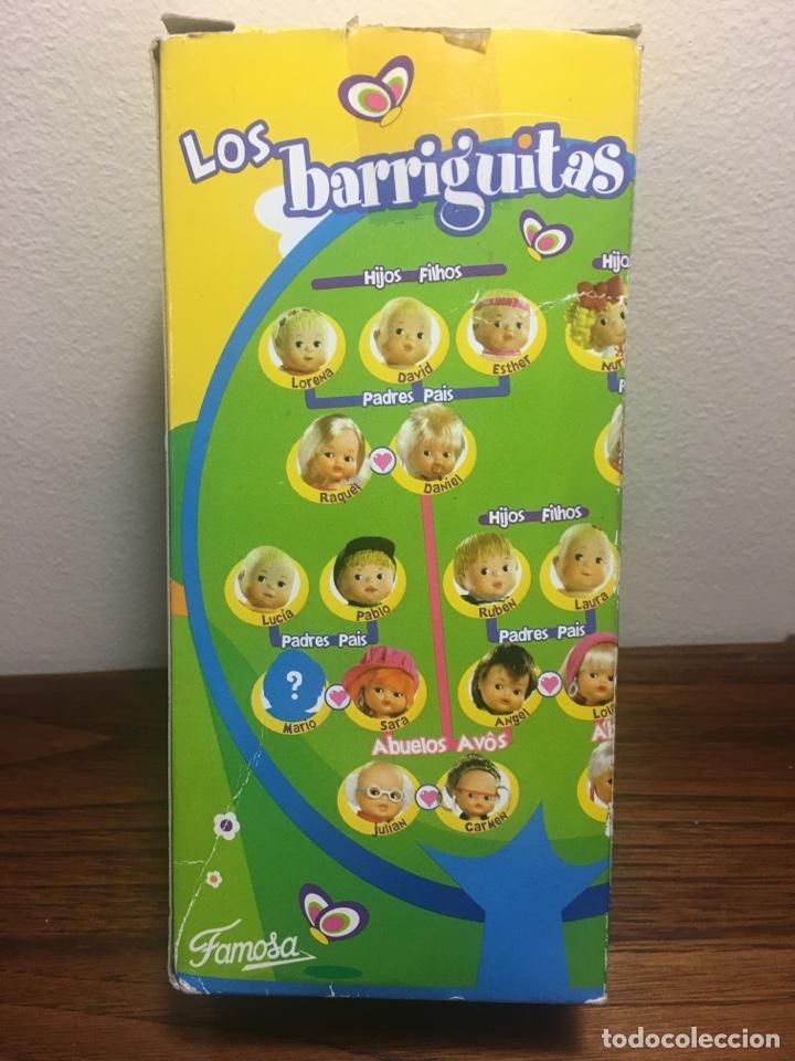 Muñecas Lesly y Barriguitas: MUÑECA BARRIGUITAS ABUELO EN SU CAJA ORIGINAL SIN JUGAR 2008 - Foto 7 - 203597103