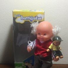 Muñecas Lesly y Barriguitas: MUÑECA BARRIGUITAS ABUELO EN SU CAJA ORIGINAL SIN JUGAR 2008. Lote 203597103