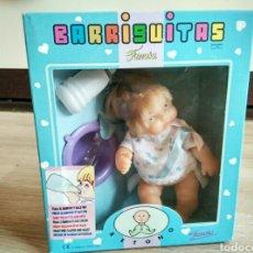 Muñecas Lesly y Barriguitas: BARRIGUITAS RETOÑO DE FAMOSA 1990 NUEVO. Lote 203839435
