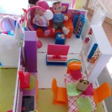 Muñecas Lesly y Barriguitas: CASA DE LOS BARRIGUITAS, LO DE LA FOTO. Lote 205571787