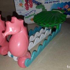 Muñecas Lesly y Barriguitas: MUÑECA BARRIGUITAS - CARROZA DEL MAR. Lote 205679697
