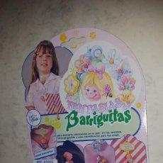 Muñecas Lesly y Barriguitas: COMPLEMENTOS FANTASIAS DE BARRIGUITAS FAMOSA 1985. Lote 205680295
