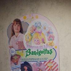 Muñecas Lesly y Barriguitas: COMPLEMENTOS FANTASIAS DE BARRIGUITAS FAMOSA 1985. Lote 205680400
