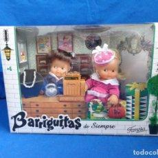 Muñecas Lesly y Barriguitas: BARRIGUITAS DE SIEMPRE EN SU CAJA A ESTRENAR VER FOTOS! SM. Lote 205723237