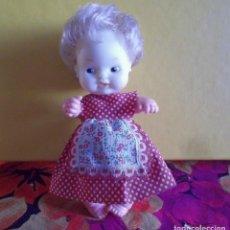 Muñecas Lesly y Barriguitas: BARRIGUITAS ANTIGUA AÑOS 70-EN LA NUCA SOLO FAMOSA. Lote 206497513