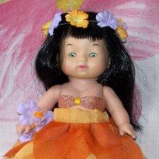 Muñecas Lesly y Barriguitas: MUÑECA SIMILAR A BARRIGUITAS-HAWAIANA. Lote 206501433