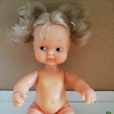 Muñecas Lesly y Barriguitas: BARRIGUITAS ESCOLAR CON COLETITAS. Lote 207030892