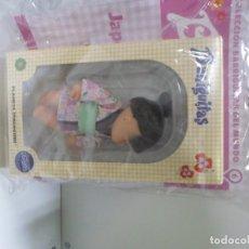 Muñecas Lesly y Barriguitas: BARRIGUITAS JAPONESA. Lote 207228666