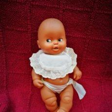 Muñecas Lesly y Barriguitas: BARRIGUITA PELON MORENO, MUÑECA DE FAMOSA. Lote 207242232