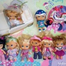 Muñecas Lesly y Barriguitas: BARRIGUITAS NEW. Lote 207298542