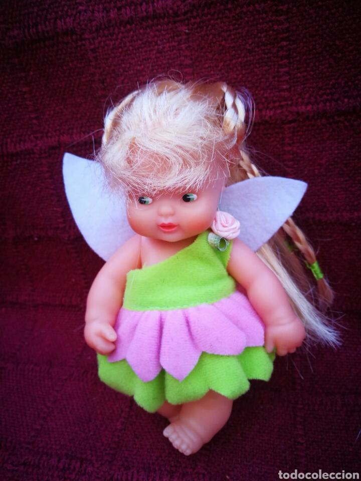 Muñecas Lesly y Barriguitas: BARRIGUITA CON ALITAS DE MARIPOSA MUÑECA DE FAMOSA - Foto 2 - 207342880