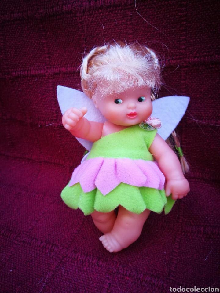 Muñecas Lesly y Barriguitas: BARRIGUITA CON ALITAS DE MARIPOSA MUÑECA DE FAMOSA - Foto 3 - 207342880
