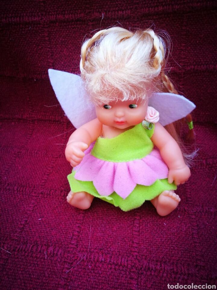 Muñecas Lesly y Barriguitas: BARRIGUITA CON ALITAS DE MARIPOSA MUÑECA DE FAMOSA - Foto 4 - 207342880