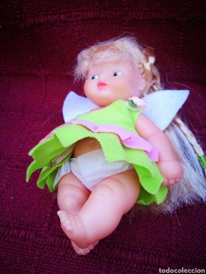 Muñecas Lesly y Barriguitas: BARRIGUITA CON ALITAS DE MARIPOSA MUÑECA DE FAMOSA - Foto 5 - 207342880