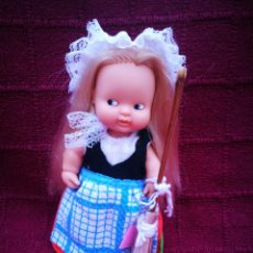 Bonecas Lesly e Barriguitas: BARRIGUITA DE CUENTOS CENICIENTA MUŇECA DE FAMOSA. Lote 207349608