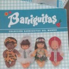 Muñecas Lesly y Barriguitas: REVISTERO DE MUÑECA BARRIGUITAS DE COLECCIÓN. Lote 207403793