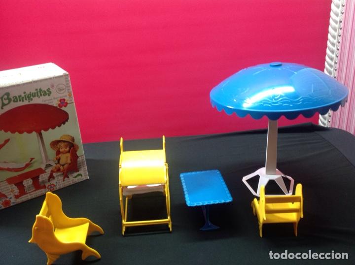 Muñecas Lesly y Barriguitas: JUEGO DE PLAYA BARRIGUITAS - Foto 4 - 207474963