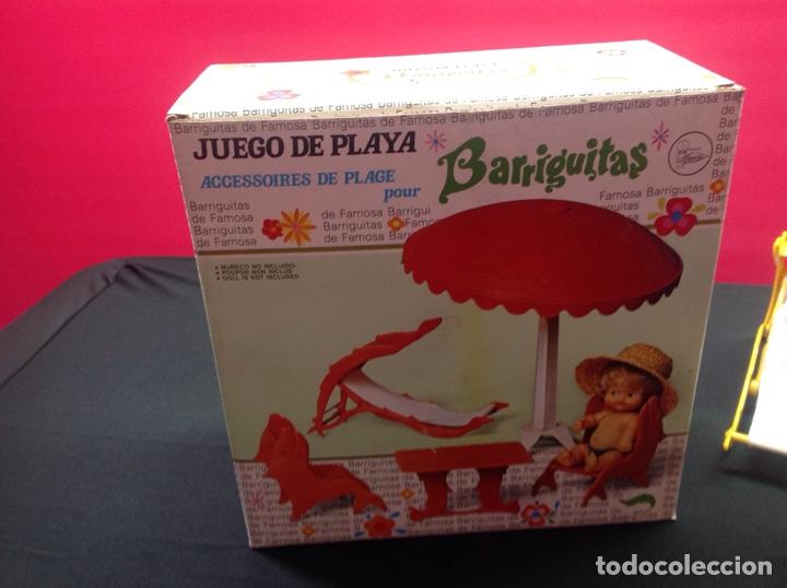 Muñecas Lesly y Barriguitas: JUEGO DE PLAYA BARRIGUITAS - Foto 7 - 207474963
