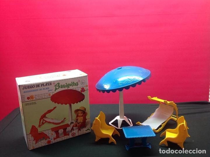 Muñecas Lesly y Barriguitas: JUEGO DE PLAYA BARRIGUITAS - Foto 10 - 207474963