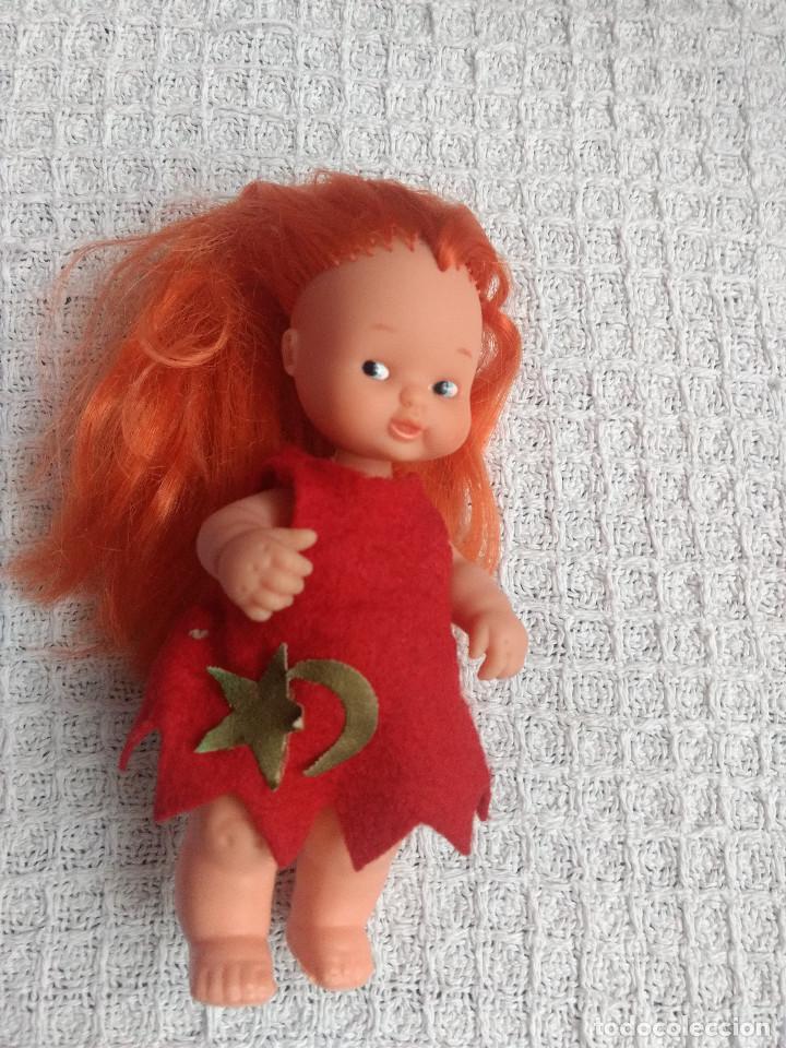 Muñecas Lesly y Barriguitas: BARRIGUITA FAMOSA bruja o hada del bosque original años 80 - Foto 2 - 208772545
