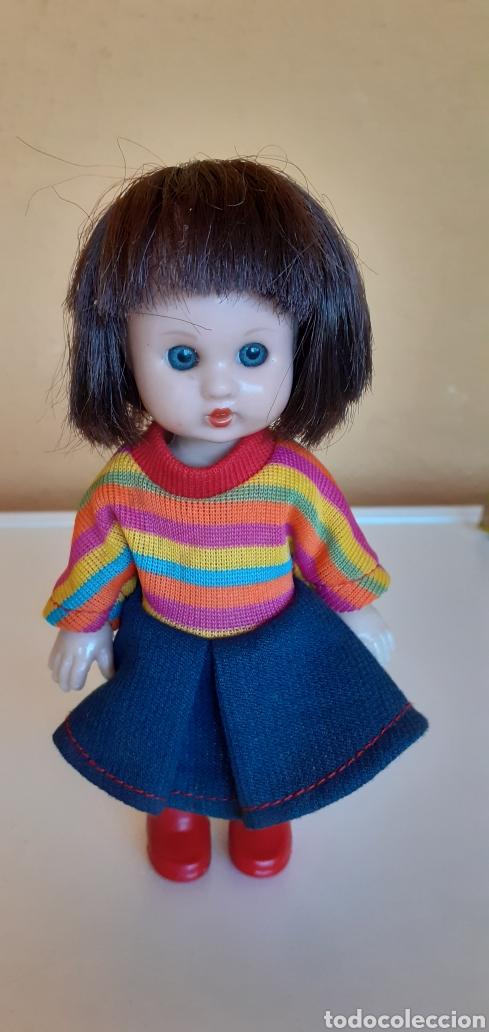Muñecas Lesly y Barriguitas: MUÑECA MINI MARIQUITA PEREZ REEDICIÓN - Foto 2 - 209017552