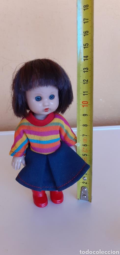 Muñecas Lesly y Barriguitas: MUÑECA MINI MARIQUITA PEREZ REEDICIÓN - Foto 3 - 209017552
