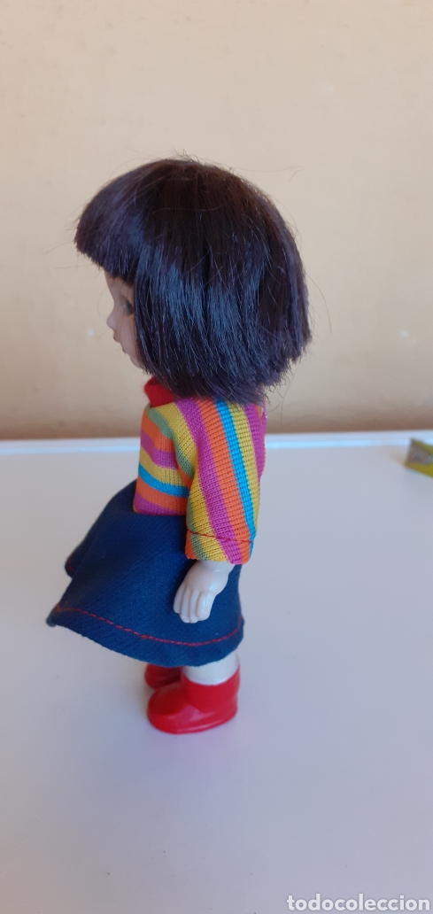 Muñecas Lesly y Barriguitas: MUÑECA MINI MARIQUITA PEREZ REEDICIÓN - Foto 9 - 209017552