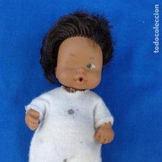 Muñecas Lesly y Barriguitas: BARRIGUITAS - ANTIGUA BARRIGUITAS NEGRITA BESITOS AÑOS 70/80 VER FOTOS! SM. Lote 209112553