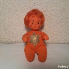 Muñecas Lesly y Barriguitas: MUÑECA BARRIGUITAS NARANJA ASTROS SOL AÑOS 80 EL BOSQUE DE BARRIGUITAS. Lote 209575846