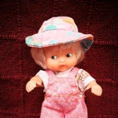 Muñecas Lesly y Barriguitas: BARRIGUITA PEQUEÑA MUÑECA DE FAMOSA. Lote 210403983