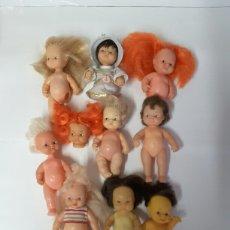 Muñecas Lesly y Barriguitas: MUÑECOS BARRIGUITAS. Lote 210520161