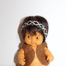 Muñecas Lesly y Barriguitas: BARRIGUITAS ORIENTAL DE FAMOSA - AÑOS 80. Lote 210636461