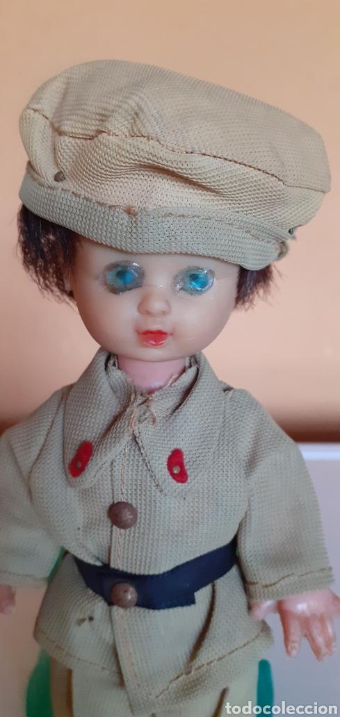 Muñecas Lesly y Barriguitas: PEQUEÑO MUÑECO MILITAR - Foto 2 - 210694736