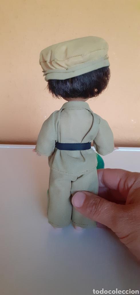 Muñecas Lesly y Barriguitas: PEQUEÑO MUÑECO MILITAR - Foto 4 - 210694736