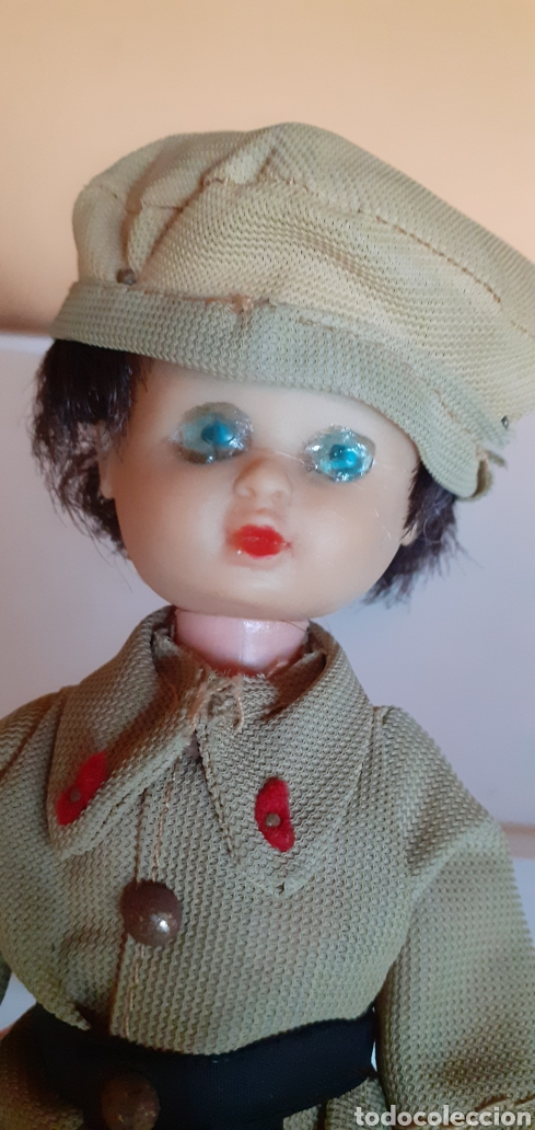 Muñecas Lesly y Barriguitas: PEQUEÑO MUÑECO MILITAR - Foto 7 - 210694736