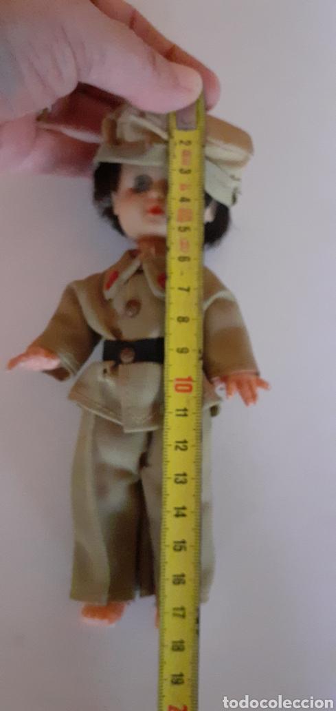 Muñecas Lesly y Barriguitas: PEQUEÑO MUÑECO MILITAR - Foto 8 - 210694736