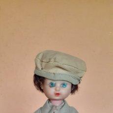 Muñecas Lesly y Barriguitas: PEQUEÑO MUÑECO MILITAR. Lote 210694736