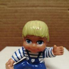 Muñecas Lesly y Barriguitas: BEBE BARRIGUITAS DE FAMOSA EN PVC. Lote 210942544