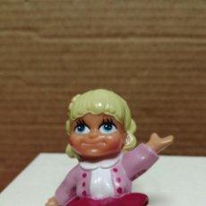 Muñecas Lesly y Barriguitas: BEBE BARRIGUITAS DE FAMOSA EN PVC. Lote 210942606