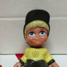 Muñecas Lesly y Barriguitas: BEBE BARRIGUITAS DE FAMOSA EN PVC. Lote 210942896