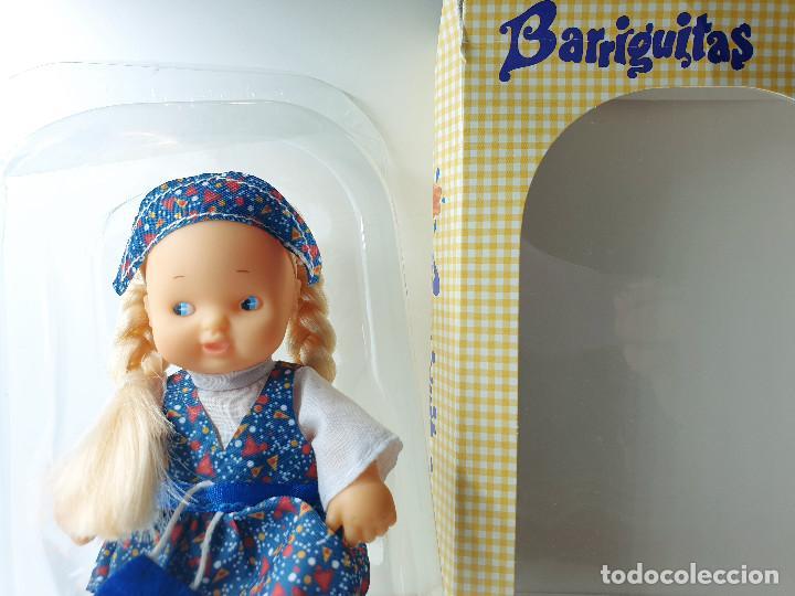 Muñecas Lesly y Barriguitas: FIGURA-BARRIGUITA-FAMOSA-COLECCIONABLE-MUÑECA-CLASICA-IMPOLUTA-NO FASCICULO-VER FOTOS - Foto 7 - 211442622