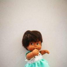 Muñecas Lesly y Barriguitas: BARRIGUITA NEGRITA BESITOS MUÑECA DE FAMOSA. Lote 211557415