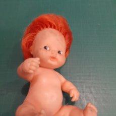 Muñecas Lesly y Barriguitas: ANTIGUA BARRIGUITAS FAMOSA PELIRROJA DURA NUMERADA 97. Lote 211811715