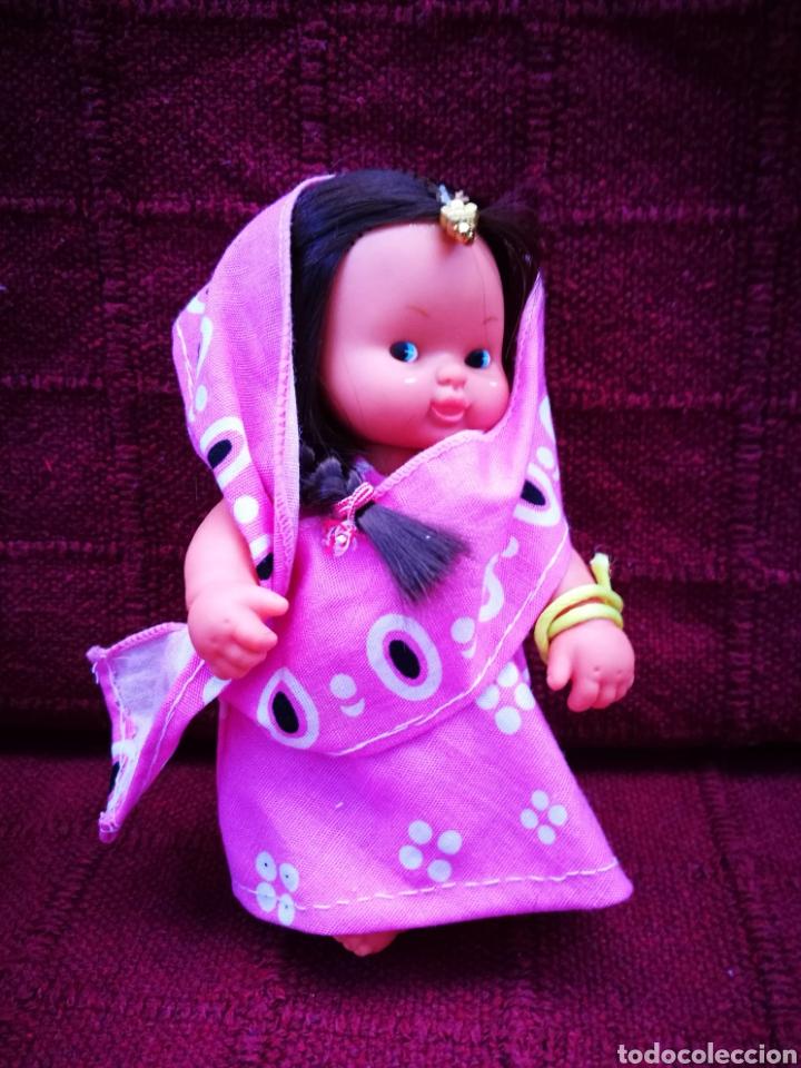 Muñecas Lesly y Barriguitas: BARRIGUITA HINDÚ MUÑECA DE FAMOSA - Foto 2 - 212120945