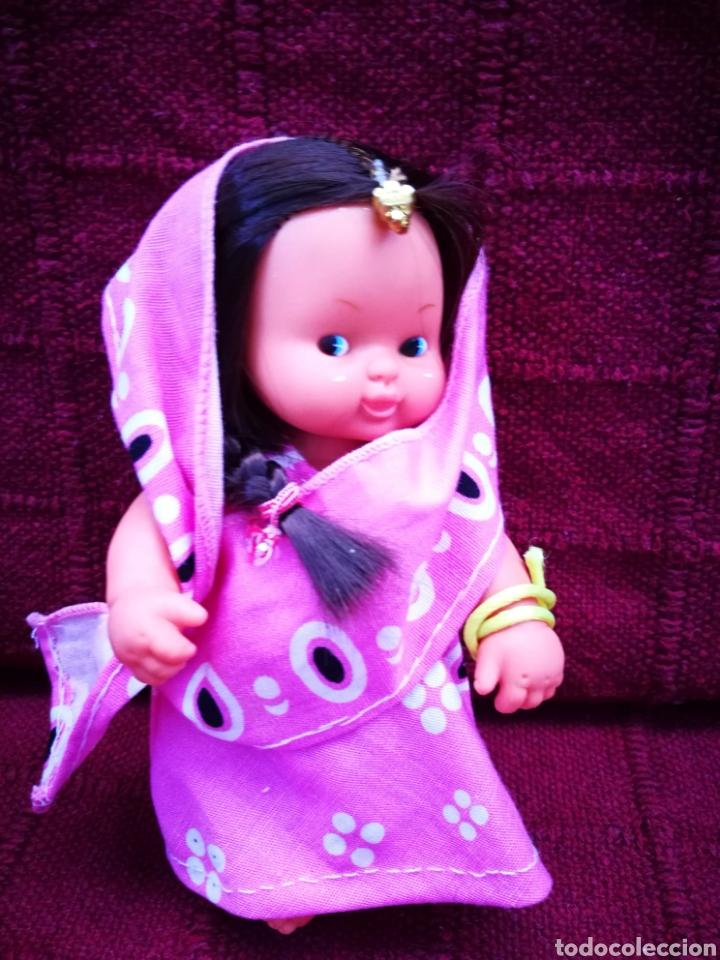 Muñecas Lesly y Barriguitas: BARRIGUITA HINDÚ MUÑECA DE FAMOSA - Foto 3 - 212120945