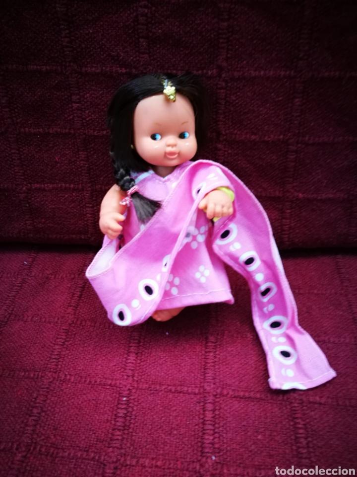 Muñecas Lesly y Barriguitas: BARRIGUITA HINDÚ MUÑECA DE FAMOSA - Foto 5 - 212120945