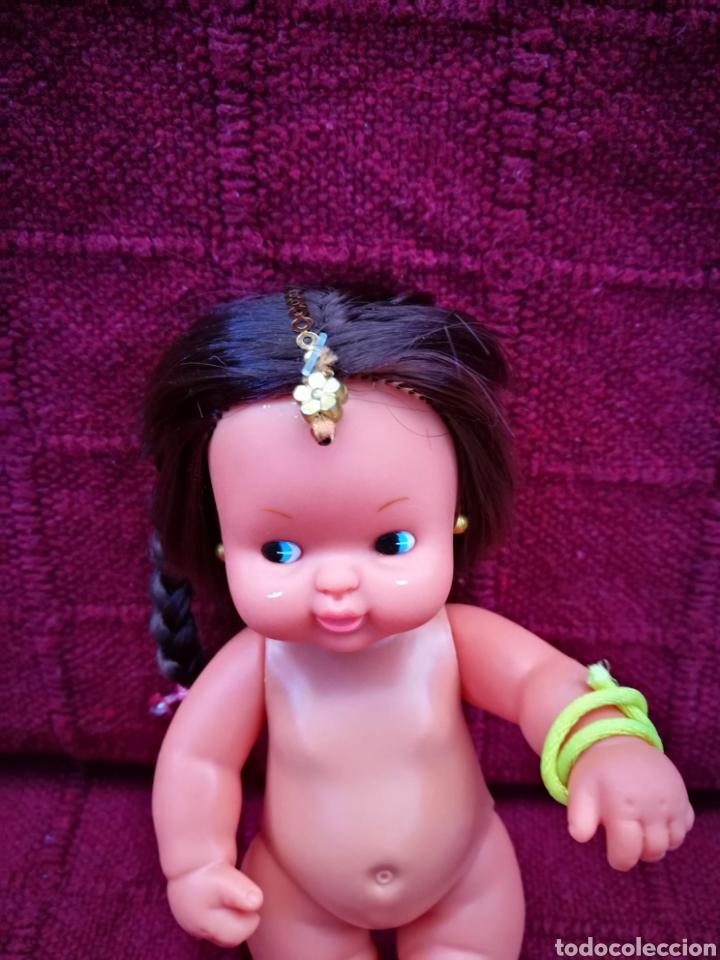 Muñecas Lesly y Barriguitas: BARRIGUITA HINDÚ MUÑECA DE FAMOSA - Foto 9 - 212120945