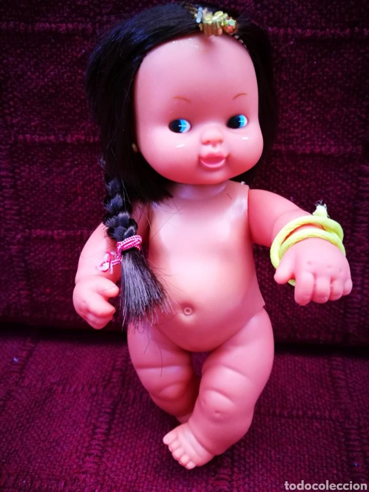 Muñecas Lesly y Barriguitas: BARRIGUITA HINDÚ MUÑECA DE FAMOSA - Foto 11 - 212120945