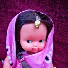 Muñecas Lesly y Barriguitas: BARRIGUITA HINDÚ MUÑECA DE FAMOSA. Lote 212120945