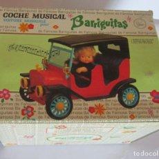 Muñecas Lesly y Barriguitas: BARRIGUITAS COCHE MUSICAL, DE FAMOSA, EN CAJA. CC. Lote 212470805